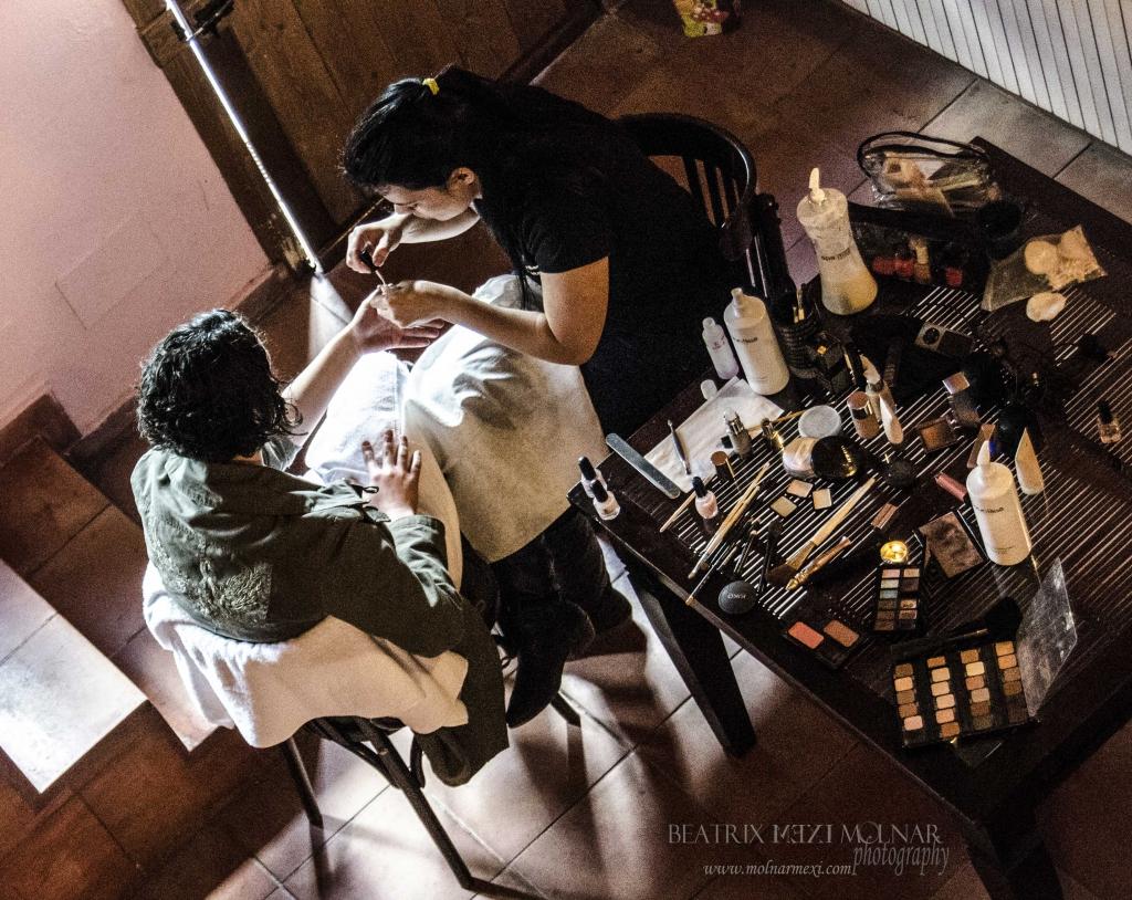 LA BODA DE MARIANN Y JAVIER: UNA AYUDA EXPRESS