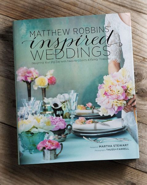 inspired weddings book