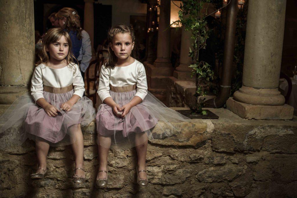 Asesoramiento y búsqueda de proveedores: niñas de arras.