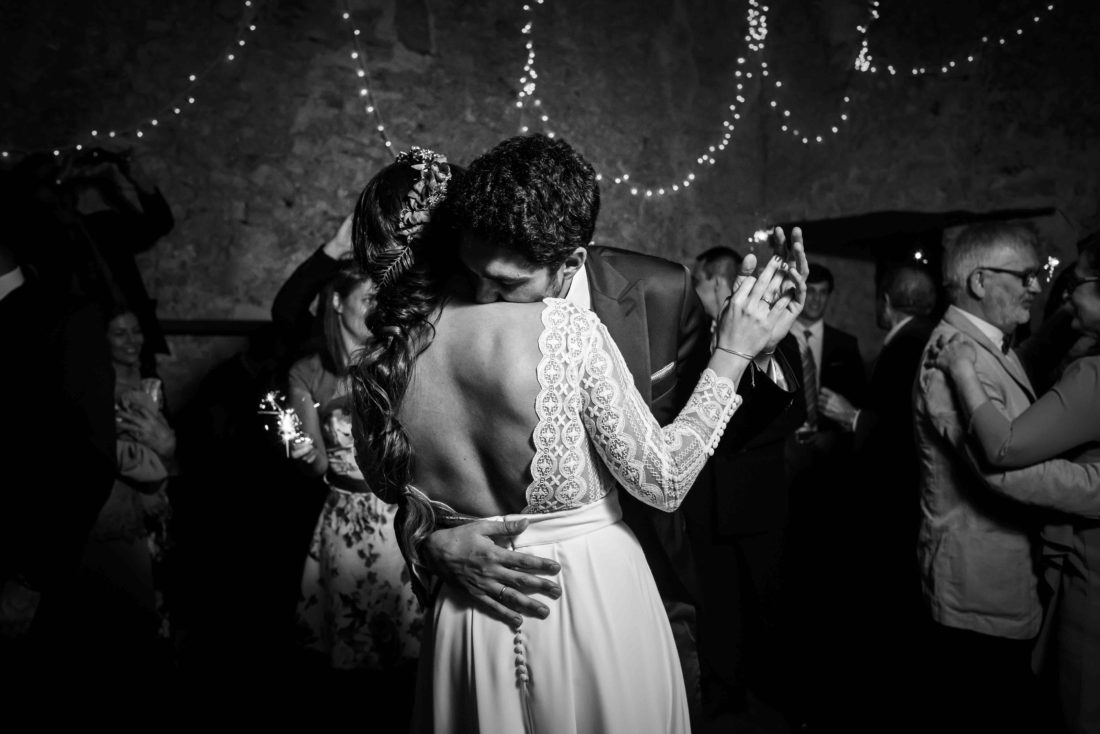 Coordinación de baile