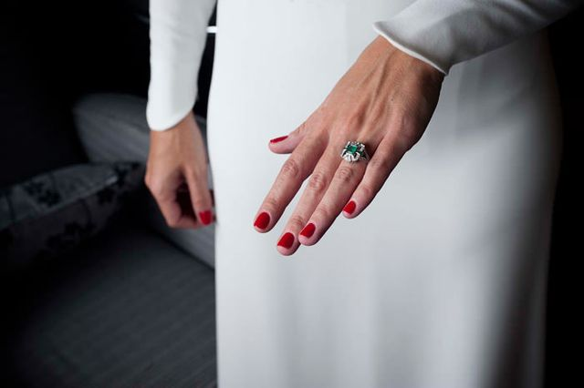 manicura novias