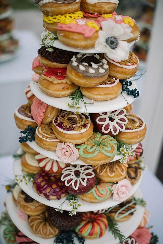 donuts wall
