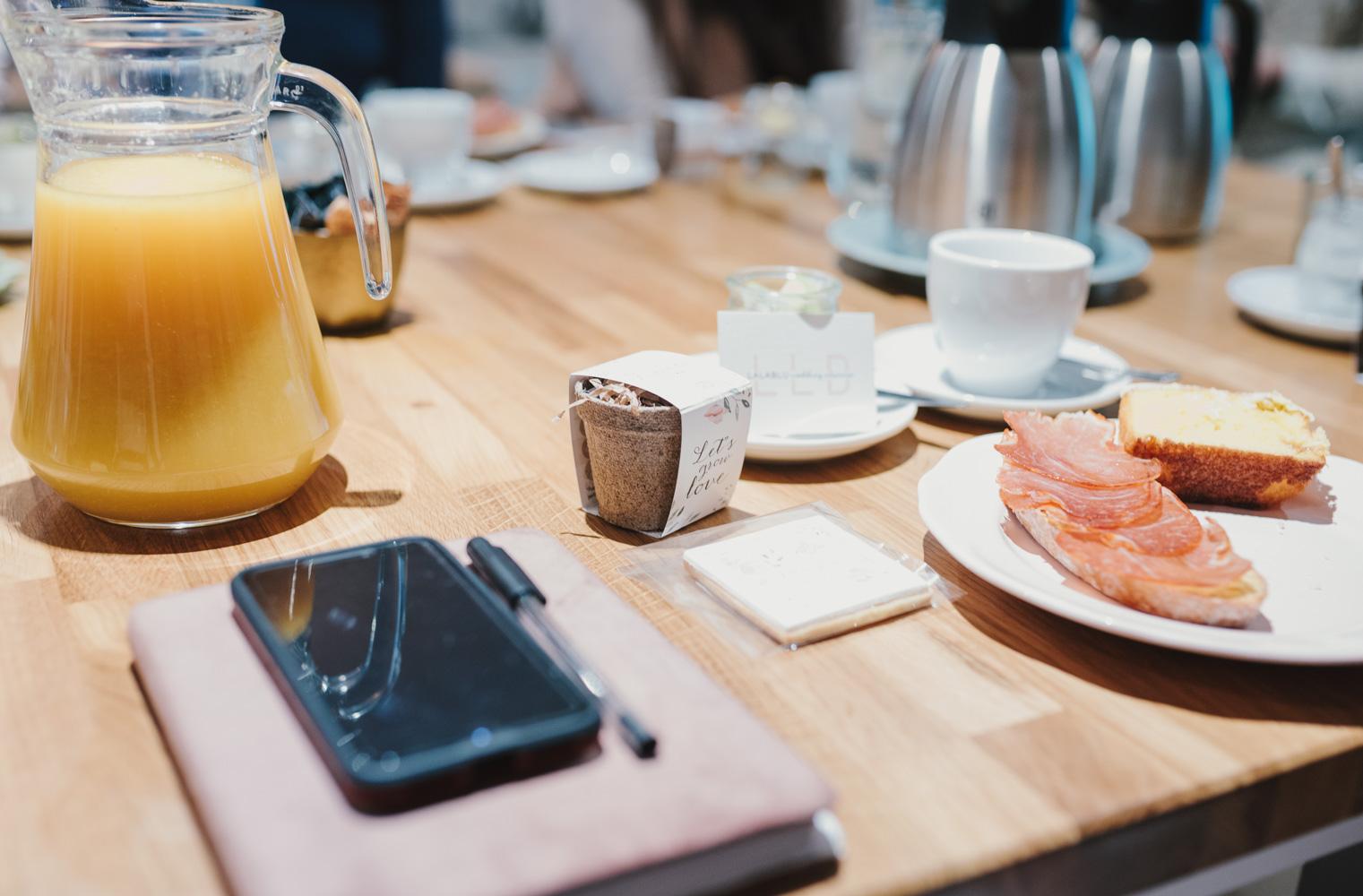desayuno lalablu