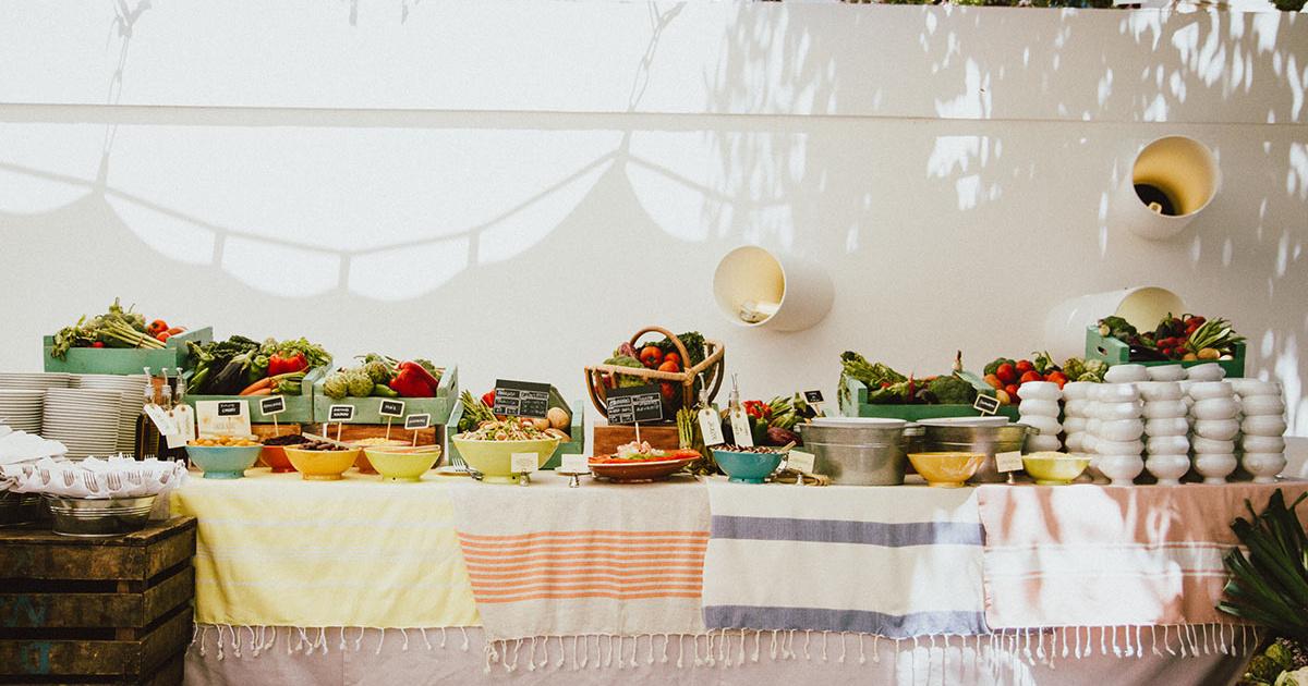 Foto: Samantha de España Catering