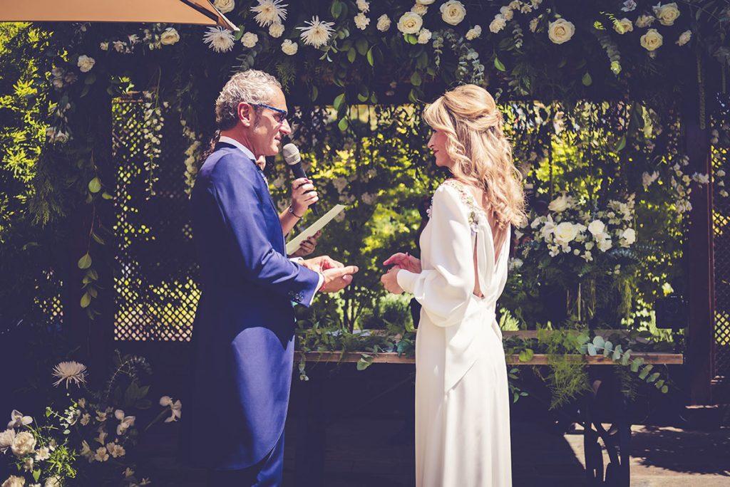 anillos en la boda